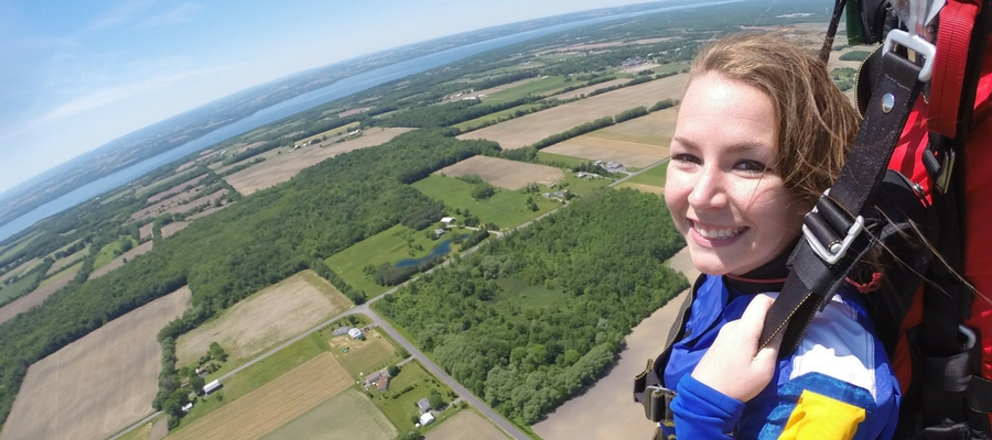 5 Things You Never Knew About Skydiving