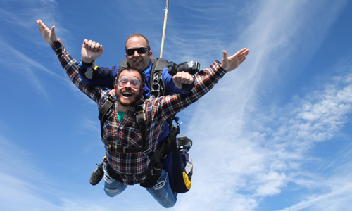 Skydiving: What To Know Before You Go