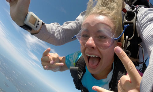Tandem Skydiving? Tips for a Great Experience