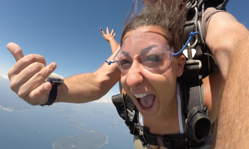 The Top 5 Reasons You MUST Skydive!