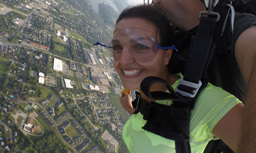 Skydiving: Common Questions Answered