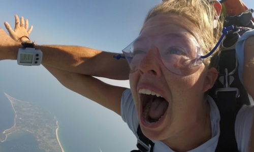 How Loud is Free Fall?