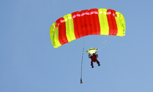 7 Things You Need for a Successful Skydive