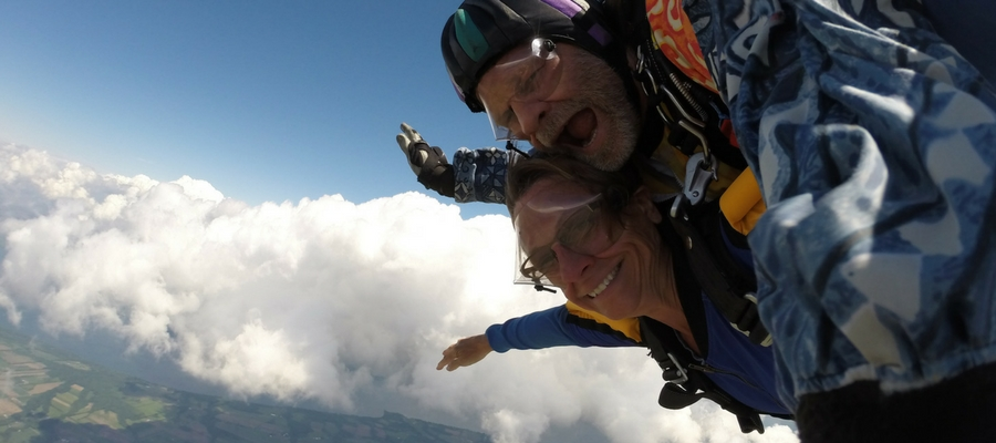 Is There a Maximum Skydiving Age Limit?