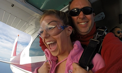 Top 10 Reasons To Skydive