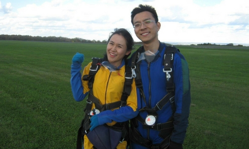 Skydiving: Why We Jump