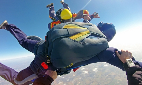 Steps to Get A Skydiving License Explained