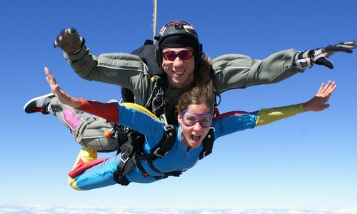 What is Skydiving?