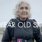 The 82 Year Old Skydiver